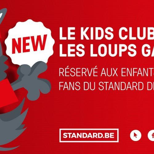 "NEW : le Kids Club ""Les Loups Garouches"""