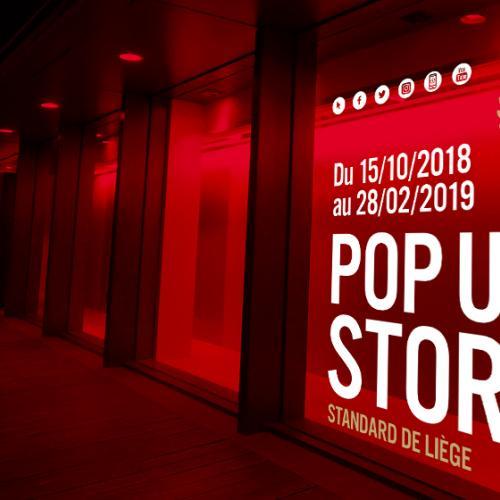 Heropening van onze Pop-up store in de Médiacité van Luik