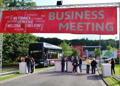 BUSINESS MEETING 2018
